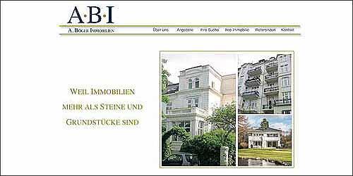 A. Böger Immobikien in Hamburg