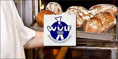 Bäckerei Wulf in Hamburg