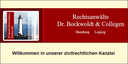 Dr. Bockwoldt & Collegen in Hamburg