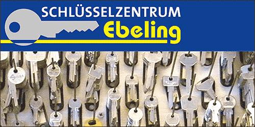 Schlüsselzentrum Ebeling in Hamburg