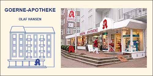 Goerne Apotheke in Hamburg