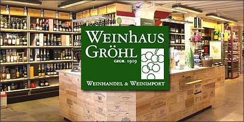 Weinhaus Gröhl in Hamburg