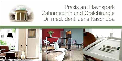 Praxis am Haynspark in Hamburg