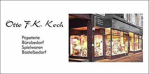 Otto F.K. Koch in Hamburg
