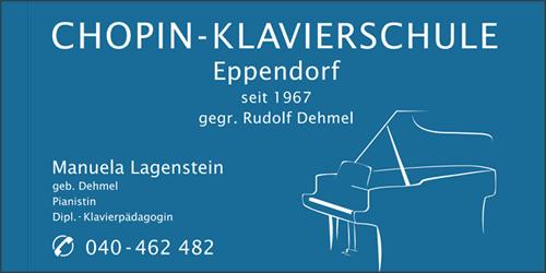 Chopin Klavierschule in Hamburg