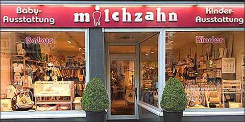 Milchzahn in Hamburg