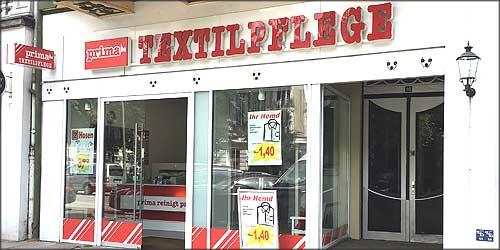 Prima Textilpflege in Hamburg