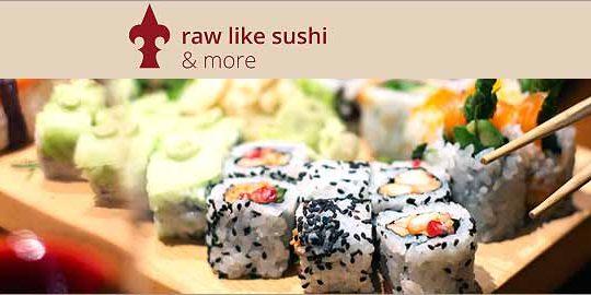Raw Like Sushi & More in Hamburg